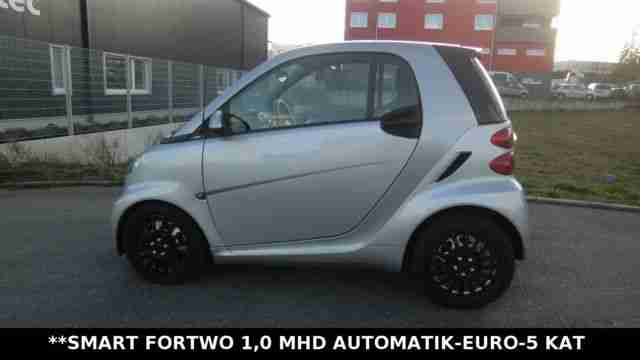 Smart ForTwo 1,0 Coupe Micro Hybrid Drive-Panorama*
