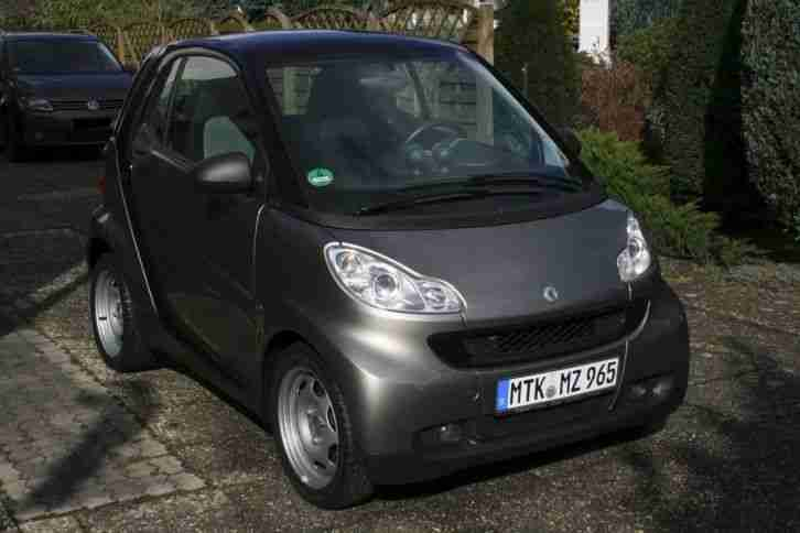 Smart ForTwo, 1. Hand, Bj 2009