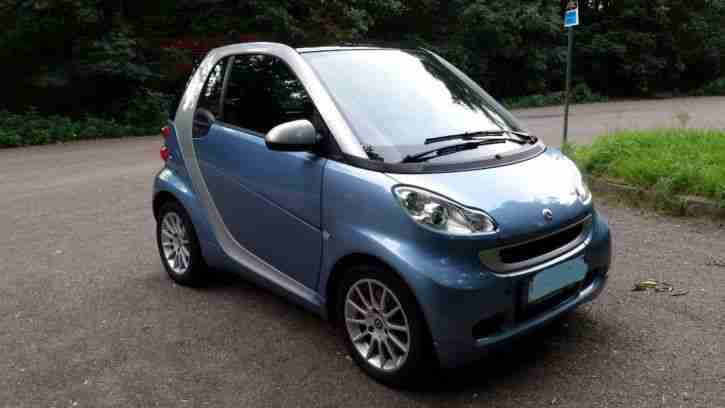 ForTwo 451 sehr gepflegter Zustand