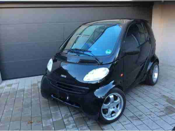 ForTwo Benziner