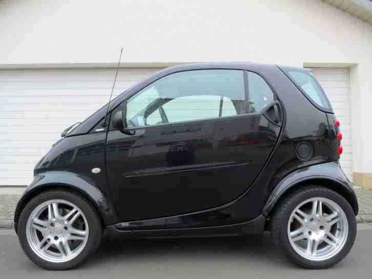 Smart ForTwo Brabus - Edition nightrun - 53.000 km - TÜV neu