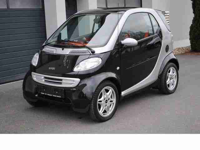 Smart ForTwo CDI Passion Panorama Klima orig. 79.000