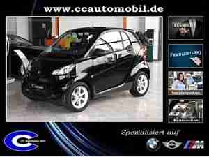 Smart ForTwo CDI Pulse Softtouch DPF Klimaaut