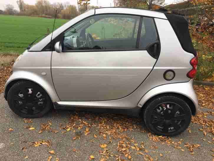 Smart ForTwo Cabrio TÜV Bis 08 2019