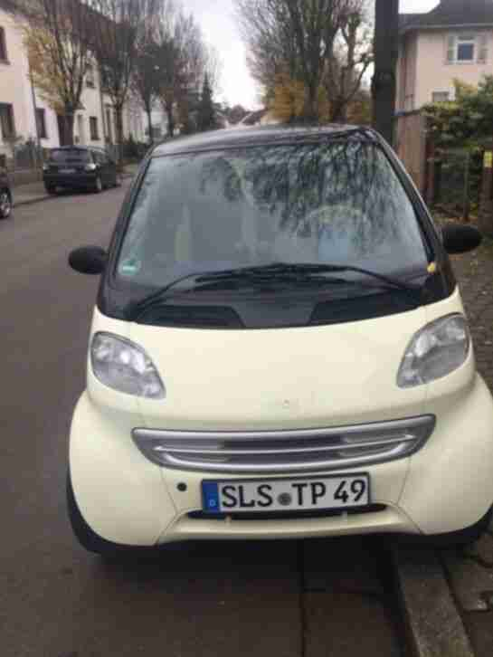 Smart ForTwo City Coupé 450 Limited 1