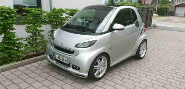 Smart ForTwo Coupe 451 Brabus Xclusive