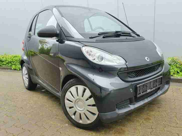 Smart ForTwo Passion Klima 94tkm Panorama