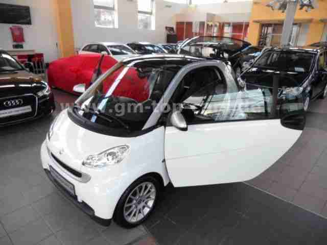 Smart ForTwo Passion Klima Panoram Softtouch Leichtmet