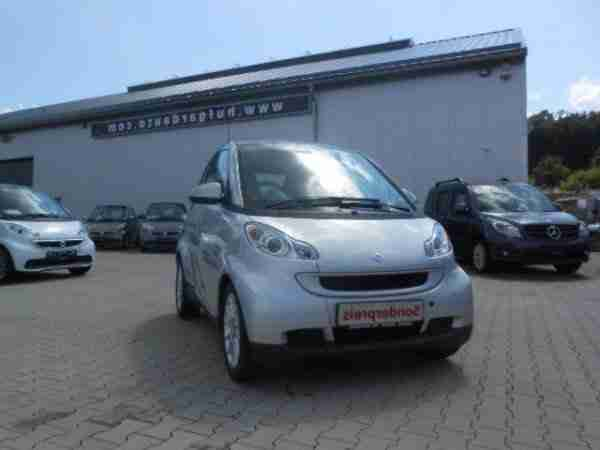 Smart ForTwo Passion Micro Hybrid Drive Top