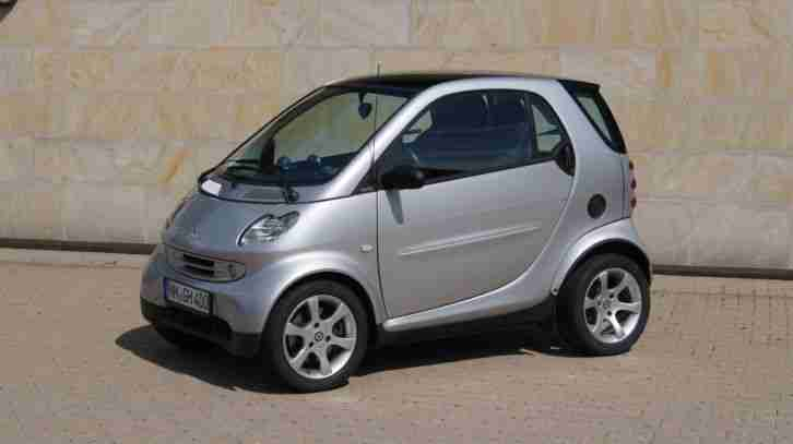 Smart ForTwo Pulse