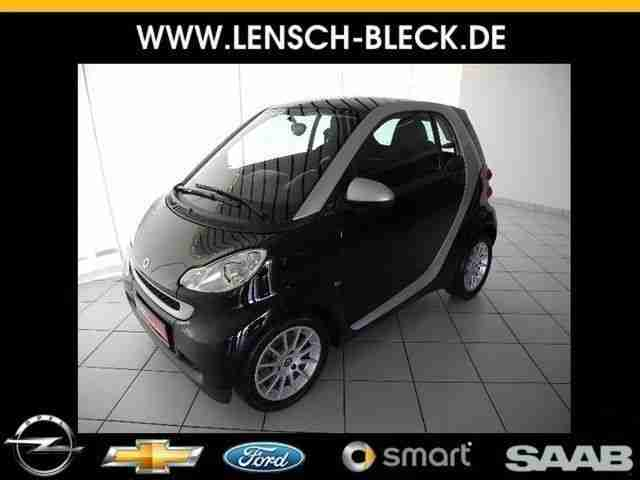 ForTwo coupe passion Klima Panoramadach