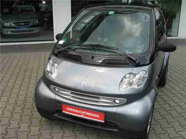 Smart ForTwo coupe softtouch pulse*Klima*Alu*Glasdach*