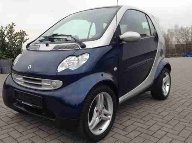 Smart ForTwo passion webmove/Klima/Leder/Strikeline