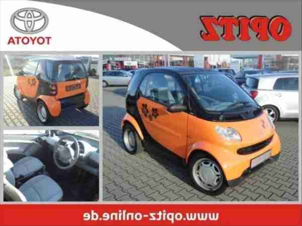 Smart ForTwo pure softtouch