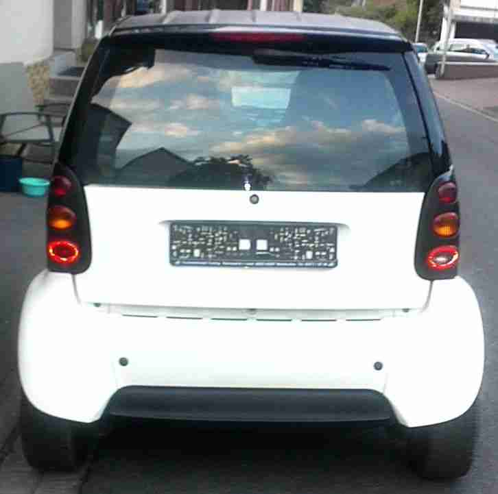 Smart ForTwo smart coupe pure cdi Diesel