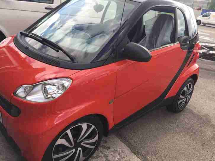 Fortwo 451 CDI Sonderedition KLIMA Modell 2009
