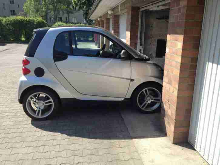Fortwo 451Passion MHD Garagenwagen Top 19600 Km