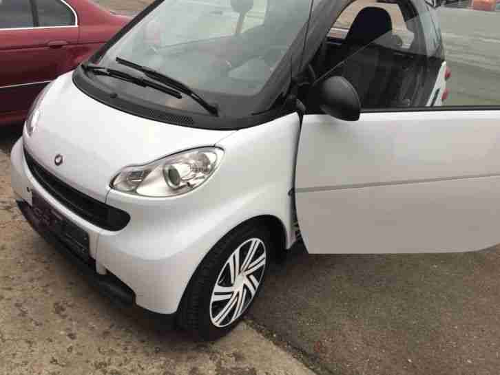 Smart Fortwo 451White Black Edition Mhd Modell 2008