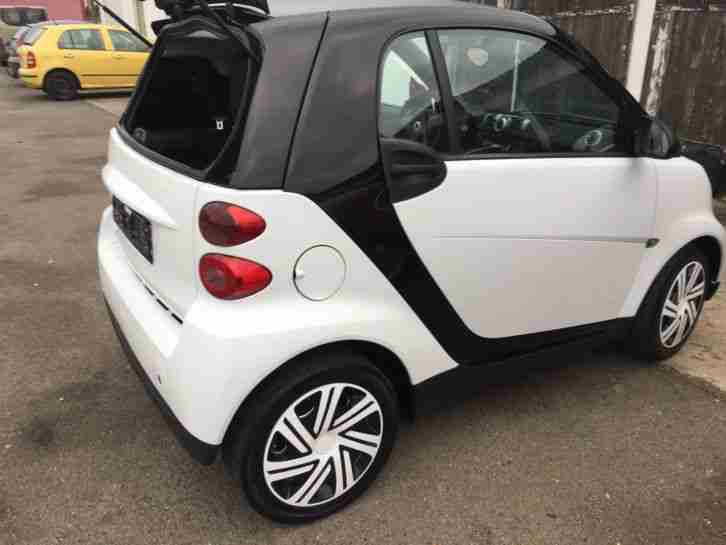 Smart Fortwo 451White