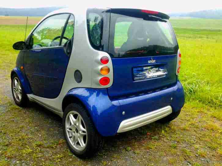 Smart Fortwo , 54 PS, KLIMA ESP TÜV 05 15