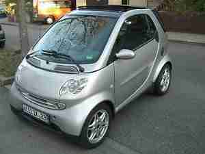 Fortwo CDI Passion Diesel Vollausstattung Euro 4
