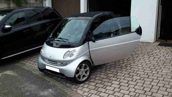 Smart Fortwo Cabrio Typ 450 TOP !!