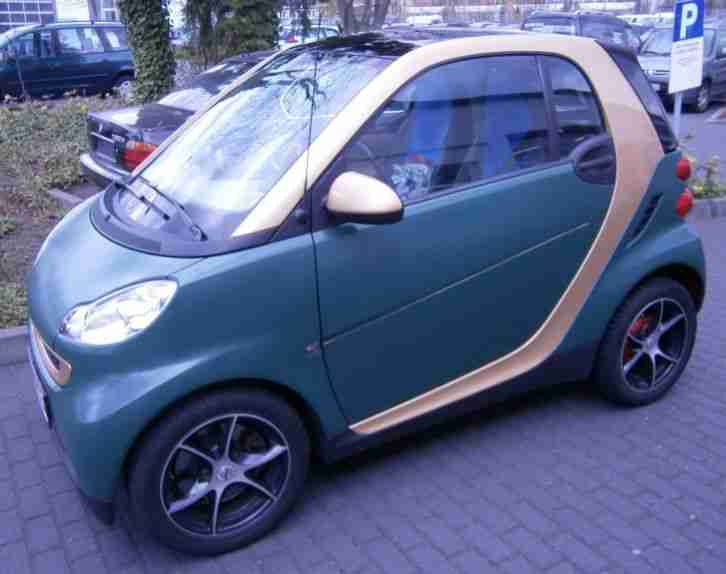 Smart Fortwo Coupe 2007 451 0.8 cdi mit Servolenkung #