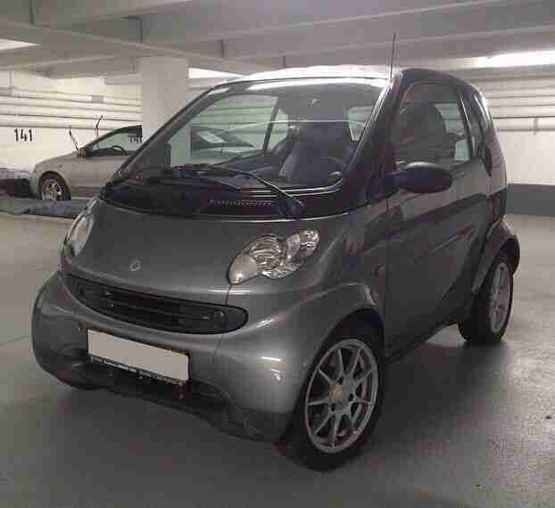 Smart Fortwo Coupe BJ 2005 - Automatik Softtouch - 1A Zustand !