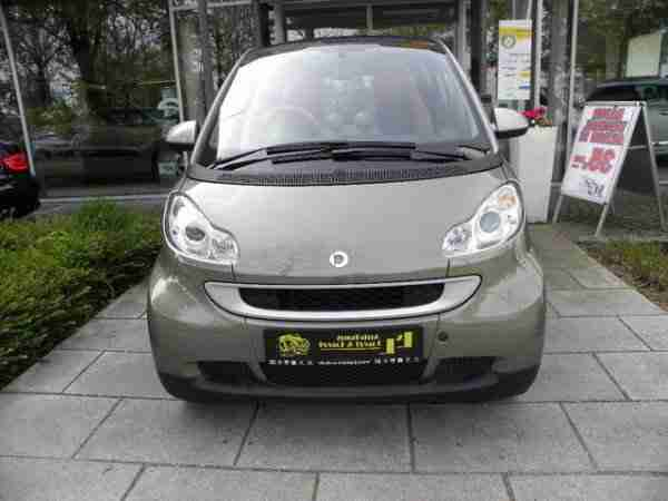 Fortwo Coupe Passion Limeted One