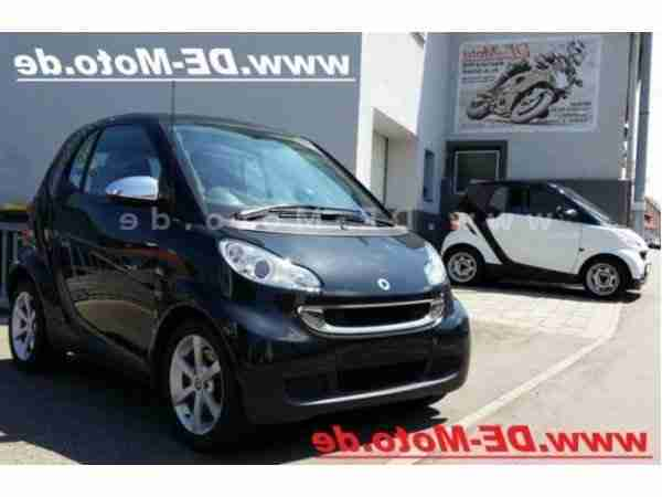 Fortwo Coupe Pure MHD KLIMA 1.Hand AUSWAHL