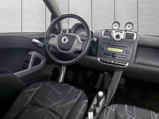 Smart Fortwo Coupe Softouch Passion KLIMA, 95.- MONATL