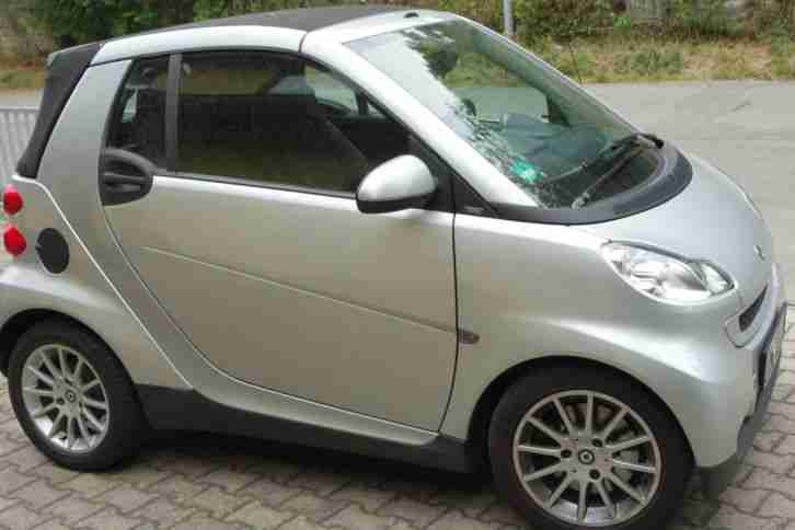 Fortwo Passion Cabrio 71 PS TOP