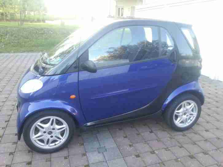Fortwo Passion Top Zustand Motor komplett