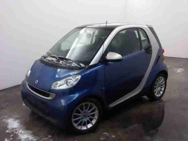 Smart Fortwo Softouch Passion