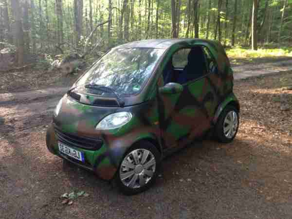 Smart Fortwo Standheizung