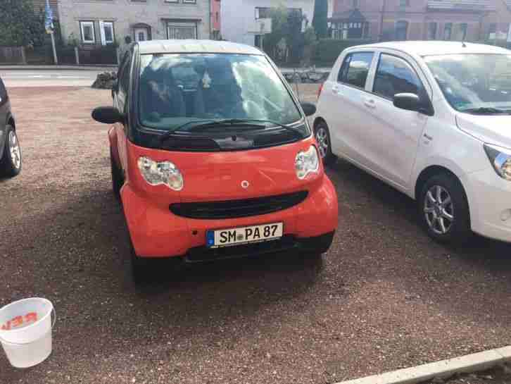 Fortwo Wenig Km
