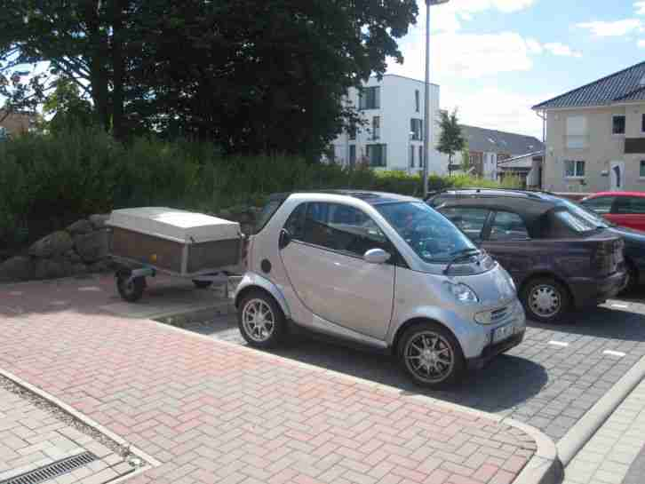 Smart Four Two Diesel Automatik Bj2006 TÜV