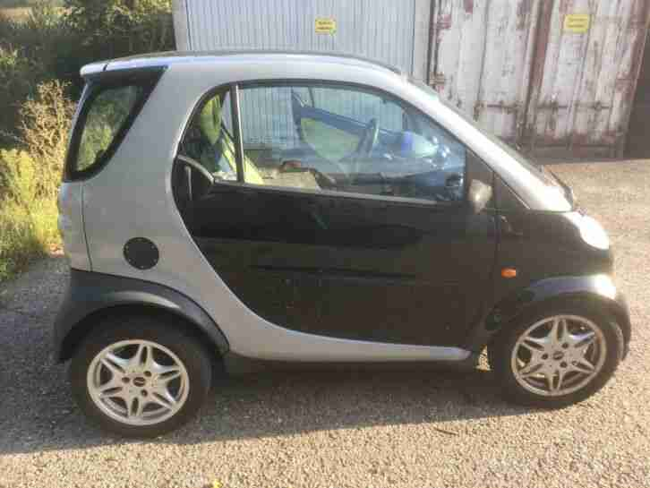 Smart MC 01 450 40kw EZ 99 102014km Tüv Sept.2020