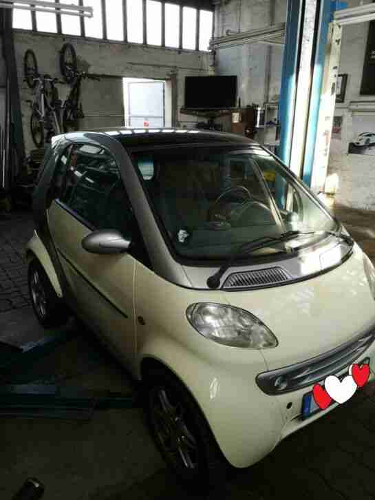 Smart MC1 City Cupe 0, 6 , 54 PS mit Motorschaden