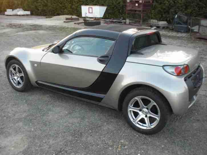 smart roadster 452 softtouch klima 82 ps grosse menge von smart fahrzeugen. Black Bedroom Furniture Sets. Home Design Ideas