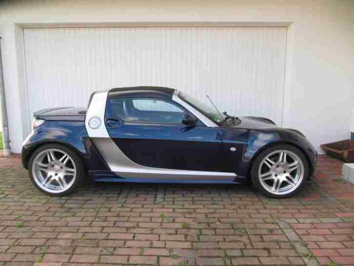 Smart Roadster, BRABUS Bluewave Edition