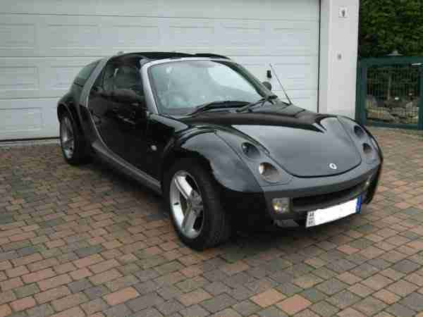 Smart Roadster Coupe *29000KM* Leder, Klima, Tempomat,...