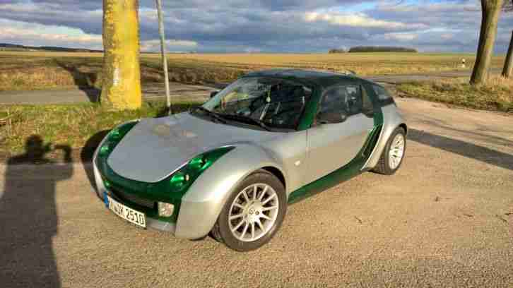 Smart Roadster Coupe Brabus Optik