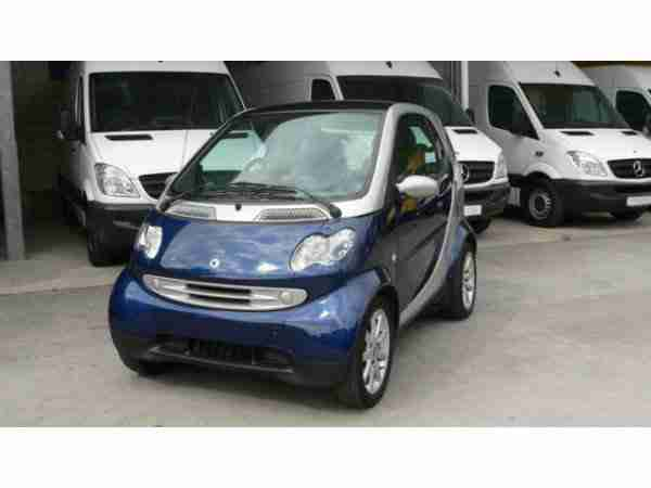 FORTWO PANOR SOFTTOUCH PASSION CDI KLIMA