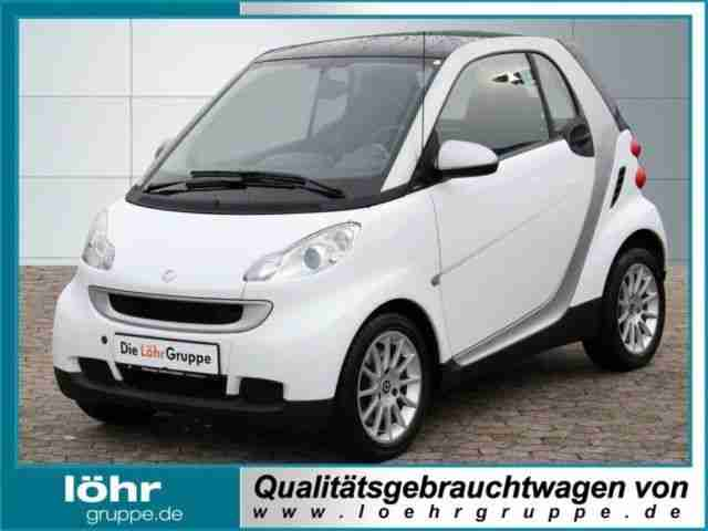 Smart SMART fortwo coupe softouch passion Klima ESP