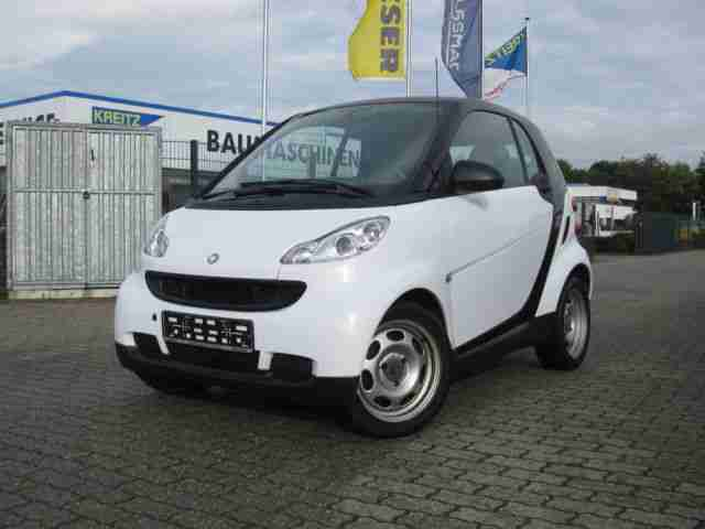Smart Smart ForTwo 1.0 Coupe 1 Hand Klimaanlage