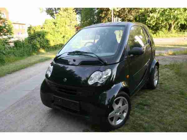 Fortwo COUPE SOFTIP PURE Alu 15 Zoll