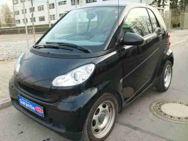 Smart Smart Fortwo Softouch mhd Klima 8xBereift