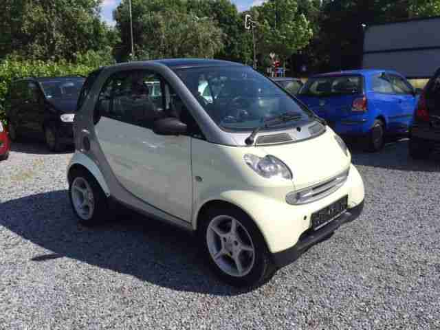 Smart Smart fortwo Passion cdi dpf, Vollausstattung