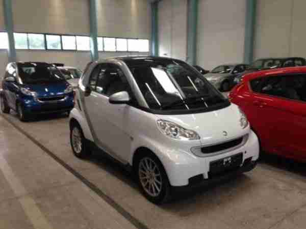 Smart Smart fortwo coupe Passion mhd /Panorama